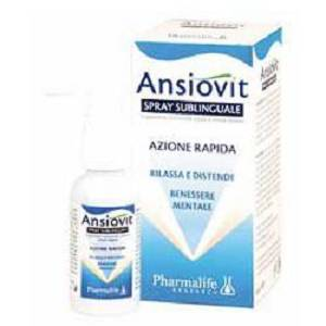 ANSIOVIT SPRAY SUBLINGUALE30ML