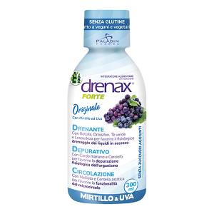 DRENAX FORTE MIRTILLO/UVA300ML