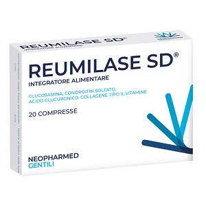 REUMILASE SD 20CPR